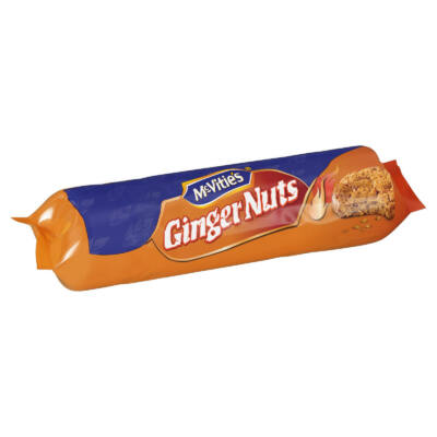McVities Ginger Nuts 150g