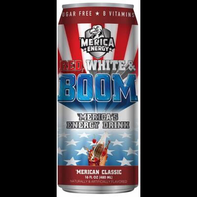 'Merica Energy Drink - 'Merican Classic [USA] 480ml