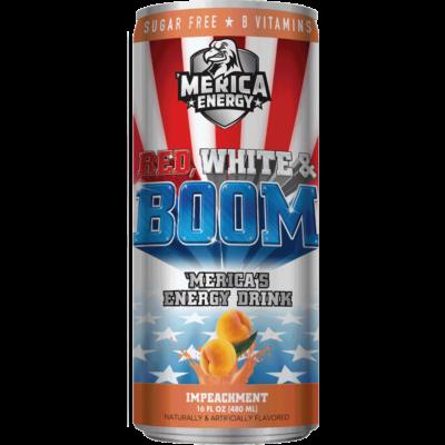 'Merica Energy Drink - ImPEACHment [USA] 480ml