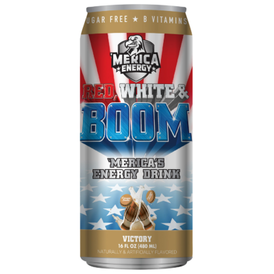 'Merica Energy Drink - Victory [USA] 480ml
