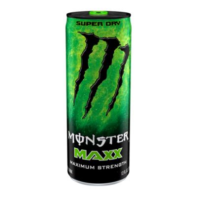 Monster Energy MAXX Super Dry Extra Strength [USA] 355ml