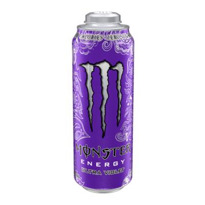 Monster Mega Ultra Violet Big Can [USA] 710ml