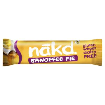 Nakd Banoffee Pie Fruit & Nut Bar 35g