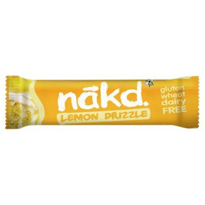 Nakd Lemon Drizzle Fruit & Nut Bar 35g
