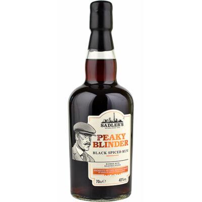 Peaky Blinder Rum - Black Spiced Rum 700ml