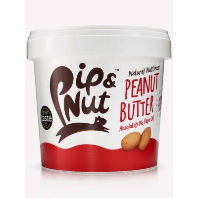 Pip & Nut Crunchy Peanut Butter 1kg
