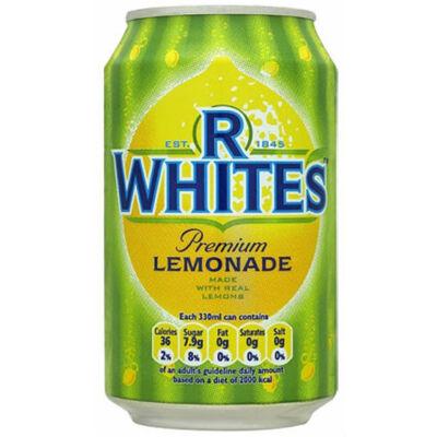 R Whites Cloudy Lemonade 330ml