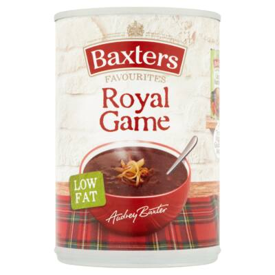 Baxters Royal Game Soup 400g