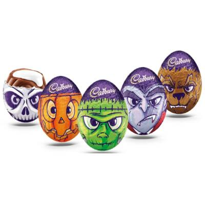Cadbury Goo Heads Eggs 40g