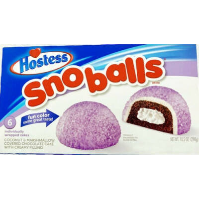 Hostess SnoBalls [USA] 6db