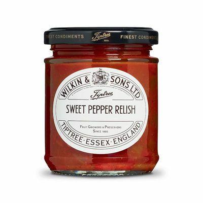 Tiptree  Sweet Pepper Relish 195g