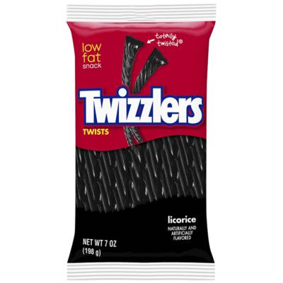 Twizzlers Licorice Twists [USA] 170g