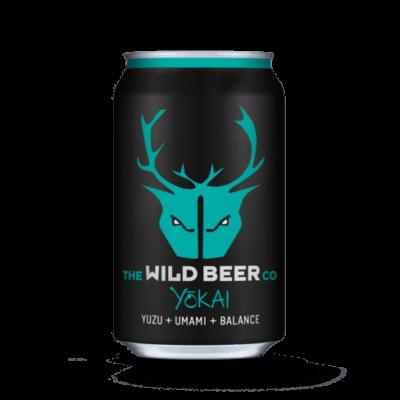 Wild Beer Co - YOKAI (5%, 330ml dobozos)