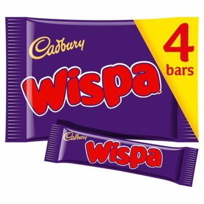Cadbury Wispa 4pack 100g