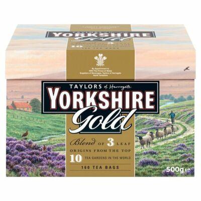 Yorkshire Gold prémium tea - 160 db filter