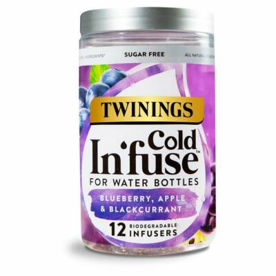 Twinings Cold Infuse - Blueberry, Apple & Blackcurrant - 12 Infusers