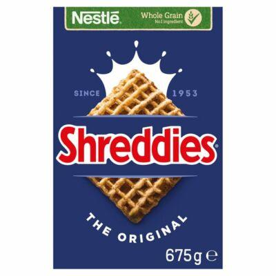 Nestle Shreddies Big Family Pack 700g