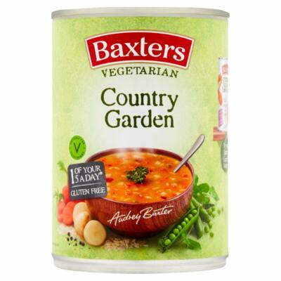 Baxters Country Garden Soup 400g