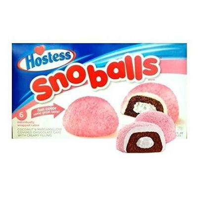 Hostess SnoBalls [USA] 6db
