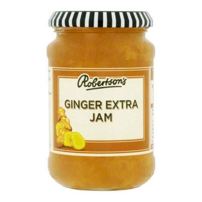 Robertson's Ginger Extra Jam 340g