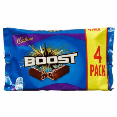 Cadbury Boost 4pack 160g