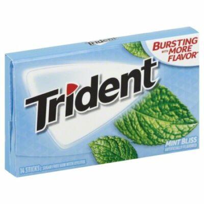 Trident Mint Bliss Gum 14db