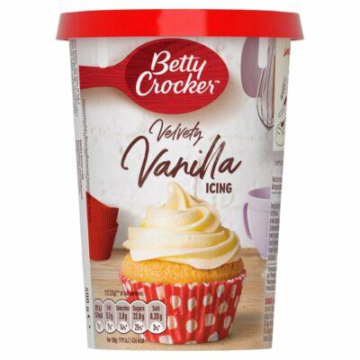 Betty Crocker Velvety Vanilla Icing 400g
