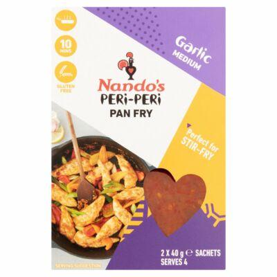 Nando's PERi-PERi Garlic Pan Fry 80g