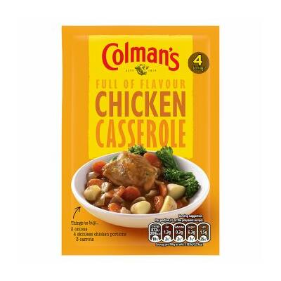 Colman's Chicken Casserole Recipe Mix 40g