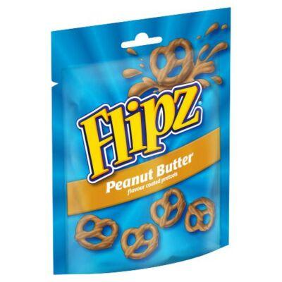 Flipz Peanut Butter Flavour Coated Pretzels 90g
