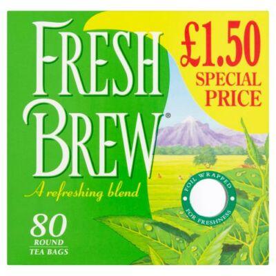 Fresh Brew Tea 80 db filter