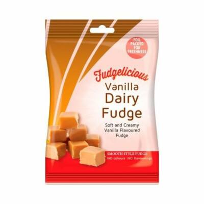 Ryedale Farm Vanilla Fudge 220g