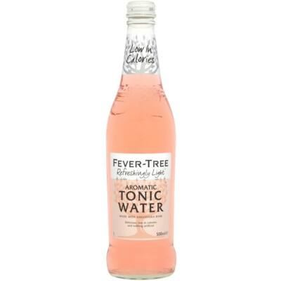 Fever-Tree Aromatic Refreshingly Light Tonic Water  500ml