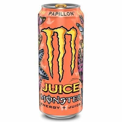 Monster Juice Papillon [USA] 473ml