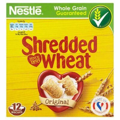Nestlé Shredded Wheat 12s