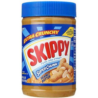 Skippy Crunchy Peanut Butter [USA] 462g