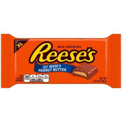 Reese's XL Milk Chocolate Peanut Butter Bar 120g