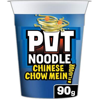 Pot Noodle Chow Mein 90g