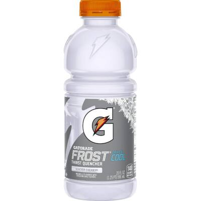Gatorade Frosted Glacier Cherry [USA] 591ml