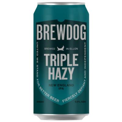 Brewdog Triple Hazy NEIPA (440ml, 9.5%)