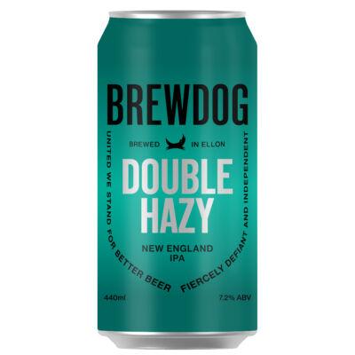Brewdog Double Hazy New England IPA (7.2%, 440ml)