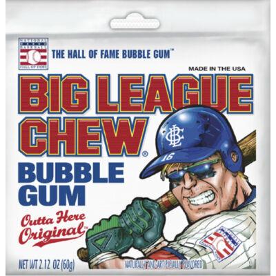 Original Big League Chew Bubble Gum 60g