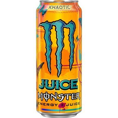 Monster Juice Khaotic [USA] 473ml