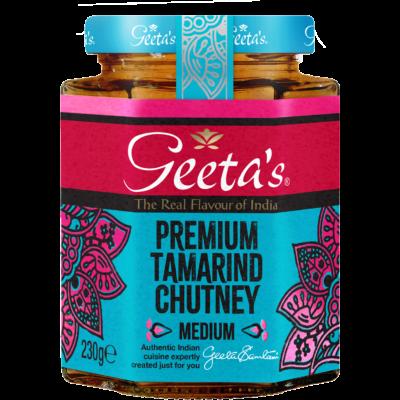 Geetas Premium Tamarind Chutney 230g