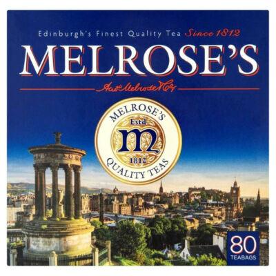 Melrose's Tea 80 db filter