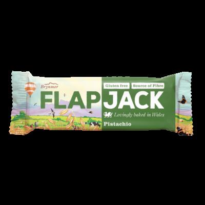 Brynmor Flapjack Pistachio 80g