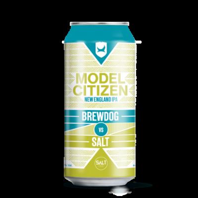 BrewDog vs SALT - Model Citizen NeIPA (440ml, 6.8%)