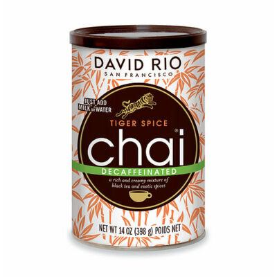 David Rio Tiger Spice Chai® Decaffeinated 398g