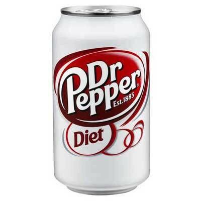 Dr Pepper Diet [USA] 355ml