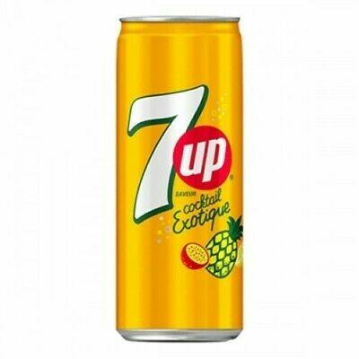 7UP Exotic Coctail 330ml